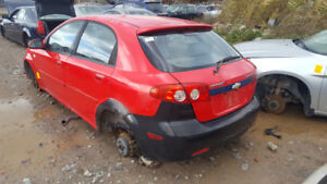 2005 OPTRA.. JUST IN FOR PARTS AT PIC N SAVE! WELLAND