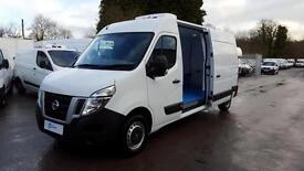 NISSAN NV400 125 SE L3H2 FRIDGE VAN