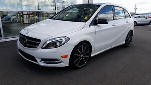 Mercedes-Benz B-Class B250 Sports Tourer 2013