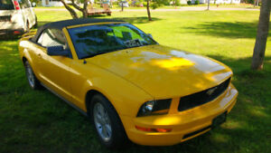 Mustang convertable $10,000