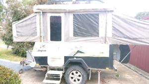 Jayco Swift Outback campervan