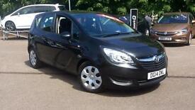 2014 Vauxhall Meriva 1.4T 16V Exclusiv 5dr Automatic Petrol Estate