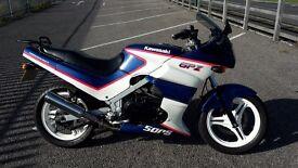 **REDUCED** Kawasaki GPZ 500s classic bike