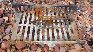 Free fireplace grate
