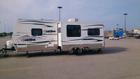 2008 Fleetwood Wilderness 260RL