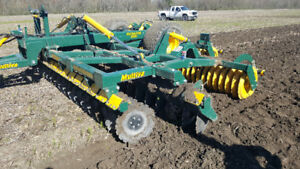 Disk Harrow  Cultivator Déchaumeuse Multiva - lemken, pottinger