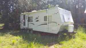 Nash 25p travel trailer all weather 4 season 2007