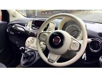 2017 Fiat 500 1.2 Pop 3dr 12015 Manual Petrol Hatchback
