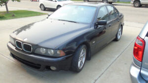 2001 BMW 540i FOR SALE