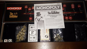 """""""The Godfather Monopoly Game"""" Peterborough Peterborough Area image 2"""