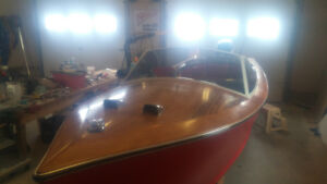 Complete Boat Restorations and Repairs