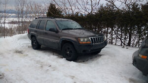 JEEP GRAND CHEROKEE LAREDO 4x4 1999