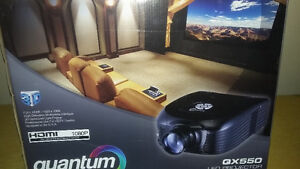 HOME THEATRE WITH SURROUND AUDIO