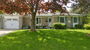 Westmount Updated  BUNGALOW  house for rent
