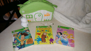 Leap Frog's Tag Jr Reading System