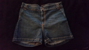 Jean Shorts Mint Condition Size 38