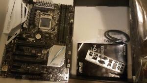 Asus Asrock Gigabyte MSI Z170 (7 PCIe, mining) LGA1151 mobo