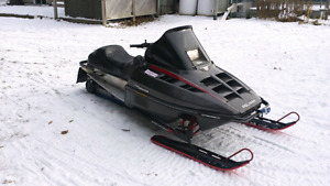 91 Polaris Indy $900 obo or trade