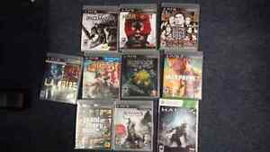 Selling PS3 & XBOX 360 video games!!!!