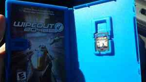 Ps vita wipeout 2048 like new West Island Greater Montréal image 2