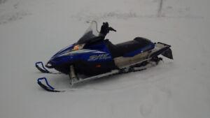 2004 Yamaha 700 Triple SX Viper Mountain