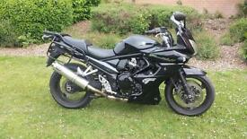 Suzuki GSF1250 Bandit Full Luggage PX Swap Anything considered UK Delivery