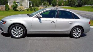 2013 Audi A4 $DR SDN AT Berline