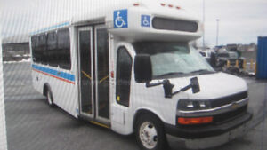 two buses for price of one