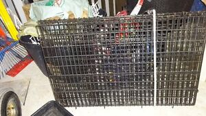 LARGE BLACK BIRD  CAGE FOR SALE