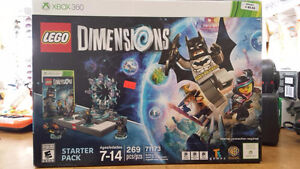 BRAND NEW LEGO DIMENSIONS FOR Xbox 360