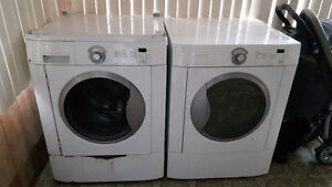 Stackable washer dryer combo