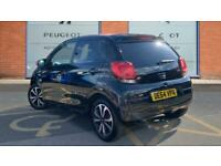 2014 Citroen C1 1.0 VTi Flair Airscape (s/s) 5dr (EU5) Convertible Petrol Manual