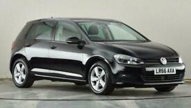 image for 2016 Volkswagen Golf 1.4 TSI 125 Match Edition 5dr Hatchback petrol Manual