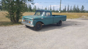 Looking for 1964 Ford F-100/F-250