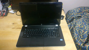 Hp 17 pouce !!  350$ nego !!!
