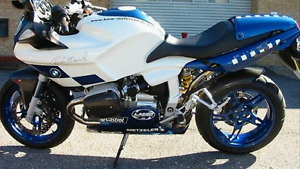 Moto BMW  R 1100 S MAMOLA BOXER CUP  2003  SPORT TOURING