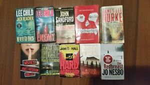 Books for sale Murder/mystery