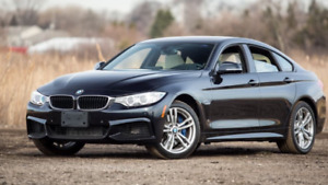 2016 BMW 4-Series 428xi Grandcoupe Sedan