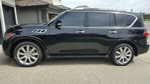 2011 INFINITI QX56 TECHNOLOGY PACKAGE NEW TIMING CHAIN
