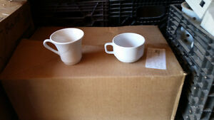 variety of coffee cups. London Ontario image 1