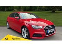 Audi A3 30 TFSI 116 S Line S Tronic - Auto Hatchback Petrol Automatic