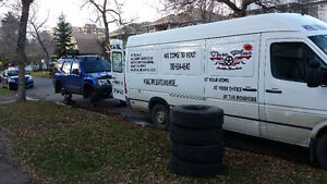 TIRES MOBILE SERVICES! WE COME TO YOU!