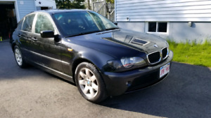 2003 bmw 330xi awd.  Fresh mvi