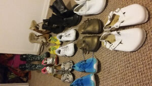 Variety of women's shoes for sale