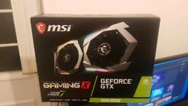 MSI GTX 1660 SUPER RGB GAMING X