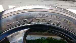 """Reduced spare tiire 18"""" in perfect condition. make an offer... Kingston Kingston Area image 5"""