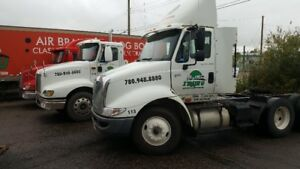 pre emission 2005 International 8600 great for city or short hau