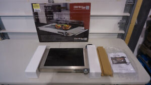 CHAR.B.QUE E-50S Infrared Electric Grill