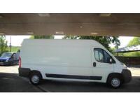 2010 CITROEN RELAY 2.2 HDi [120] LWB H2 Van NO VAT