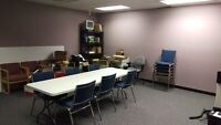 Downtown Office Space for Rent, One 350 sqft. Room